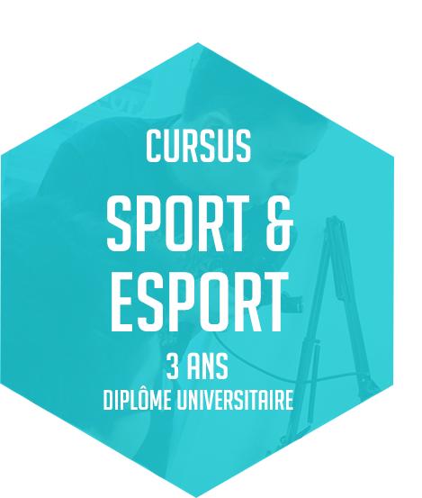 Cursus sport et esport